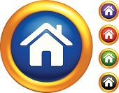 House,Residential Structure,Home Interior,Symbol,Roof,Computer Icon,Construction Industry,Gold Colored,Door,Gold,Internet,At The Edge Of,Push Button,Circle,Interface Icons,Building Exterior,Shiny,Doorway,Built Structure,Red,Black Color,Green Color,Chimney,Set,Purple,Frame,Vitality,Backgrounds,Curve,Multi Colored,Blue,Brightly Lit,Collection,Vibrant Color,Concepts And Ideas,Group of Objects,Illustrations And Vector Art,Communications Technology,Bright,Vector,Glowing,Technology,Ilustration,Digitally Generated Image