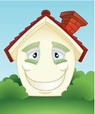 House,Cartoon,Cheerful,Smiling,Residential Structure,Happiness,Animated Cartoon,Humor,Characters,Vector,Real Estate,Built Structure,Cute,Ilustration,Building Exterior,Fun,Candid,Laughing,Homes,Vector Cartoons,Architecture And Buildings,Illustrations And Vector Art,lovable,Housing Development