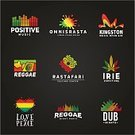 Computer Graphics,Love,Symbol,Sign,Flag,Africa,Radio,Multi Colored,Lion - Feline,Summer,Backgrounds,Computer Graphic,Reggae,Abstract,Illustration,Afro,Rastafarian,Vector,Insignia,Arts Culture and Entertainment,Background,Reggaeton,ragga,Rastaman,2015,Jah