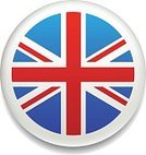 British Flag,Badge,UK,English Culture,British Culture,Computer Icon,Vector,Symbol,Interface Icons,Shiny,Travel,Push Button,National Flag,Communication,Vector Icons,People,Concepts And Ideas,Design Element,Illustrations And Vector Art