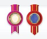 Security,Symbol,Sign,Success,Achievement,Label,Red,Gold,Medal,Badge,Certificate,Award Ribbon,Award,Gold Colored,Winning,Illustration,Blank,Incentive,Copy Space,Vector,Insignia,Banner - Sign,Medalist,2015,Banner