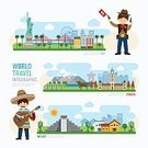 Earth,Flat,People,Clothing,Built Structure,Symbol,Sign,City,Journey,Hat,Architecture,Transportation,Vacations,Travel Destinations,House,Castle,Costume,Design,Map,Tourist,Bridge - Man Made Structure,Tower,Spain,Mexico,USA,Canada,Pyramid,Pattern,Famous Place,Cultures,Cactus,Business Travel,Cowboy,Orthographic Symbol,Computer Icon,Inca,Adult,Cut Out,Ornate,Illustration,Flat,Cartoon,Men,Vector,Dressing Up,Characters,Tourism,Travel,Capital Cities,Holiday - Event,2015,103626,Infographic,Liberty,Design Element,Icon Set,268399,62990,Business Finance and Industry