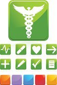 Medical Exam,Medical Symbol,Religious Icon,Healthcare And Medicine,Caduceus,Sign,Medicine,Check Mark,Symbol,Push Button,Computer Icon,Heart Shape,Interface Icons,Square Shape,Icon Set,Science,List,Cross Shape,Adhesive Bandage,Injecting,Glass - Material,Vector,Computer Graphic,Bandage,Set,Satin,Shiny,Arrow Symbol,Capsule,Collection,Multi Colored,Industry,Health Care,Vector Icons,Illustrations And Vector Art,Variation,Business,Business Symbols/Metaphors