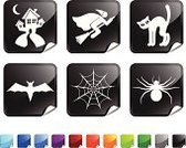 Spider Web,Spider,Design,Domestic Cat,Halloween,Computer Icon,Witch,Black Color,Symbol,Label,Vector,Broom,Icon Set,Stick Figure,Masquerade Mask,Human Face,Shiny,haunted house,Nordic Bat,Noctule Bat,Ilustration,Little Brown Bat,Page Curl,Curled Up,Green Color,Digitally Generated Image,Blue,Orange Color,Purple,Red