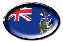 Abstract,Clip Art,Design,White,Isolated,Horizontal,Illustration,Symbol,Country - Geographic Area,Flag,Circle,Badge,Shadow,South Georgia And The South Sandwich Islands