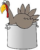 Turkey - Bird,Cartoon,Bird,Cooking,Ilustration,Cooking Pan,Feather,Macro,Gray,Vertical,Red,Food And Drink,Close-up,Raw Food,Male Animal,Animals And Pets,Birds,White Background,One Animal,Yellow,Silver Colored,White