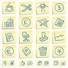 Adhesive Note,Symbol,Religious Icon,Computer Icon,Icon Set,Telephone,Drawing - Activity,Coffee - Drink,Business,Note Pad,Currency,Drawing - Art Product,Letter,Rubber Stamp,Scissors,Paper,Pencil,Sign,Application Software,Graph,Art,Working,Chair,Coin,Office Chair,Chart,Profile View,Dollar Sign,Writing,Vector,Dollar,Communication,Document,Text,Contract,Ilustration,Speech,Ruler,Pound Symbol,Euro Symbol,Tie,European Union Currency,Yellow,Skyscraper,Pencil Drawing,Sign Language,Weekend Activities,Reminder,Filing Tray,British Currency,Correspondence,Yen Sign,Japanese Currency,Japanese Yen,Illustrations And Vector Art,Concepts And Ideas,Communication,Vector Icons,Business