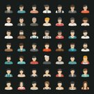 Human Face,Infographic,Teenager,Child,Portrait,Parent,Symbol,People,Boys,Set,Web Page,Icon Set,Mother,Father,Wealth,Males,Men,user,Collection,Occupation,Caucasian Ethnicity,Businessman,Sport,Customer,Avatar,Vector,Group of Objects,Characters,Cartoon,Women,Females,Human Hair,Multi-generation Family,Uniform,Connection,Communication,Illustration,Uncle,Organized Group,Girls