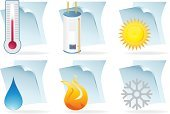 Boiler,Water,Symbol,Heat - Temperature,Thermometer,Computer Icon,Boiling,Fire - Natural Phenomenon,Temperature,Sun,Icon Set,Flame,Appliance,Raindrop,Sign,Three-dimensional Shape,Vector,Set,Warming Up,Push Button,Interface Icons,warmer,Internet,Snowflake,Variation,Collection,web icons,Liquid,Ilustration,Vector Icons,Household Objects/Equipment,Objects/Equipment,Illustrations And Vector Art,Style,Web 2 0