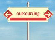 Horizontal,No People,Illustration,Outsourcing,2015,Road Sign,Business