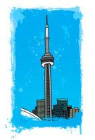 Canada,Painting,Painted Image,City,Illustration,Fashion,2015,Urban Skyline,Drawing - Activity,Toronto,Paintings,60595,City Life,Pencil Drawing,Vector,Drawing - Art Product,Ontario - Canada