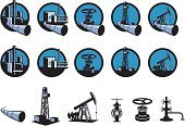 Oil,Oil Rig,Symbol,Pipeline,Pipe - Tube,Computer Icon,Machine Valve,Oil Industry,Natural Gas,Religious Icon,Oil Well,Icon Set,Drilling Rig,Drill,Oil Pump,Industry,Boiler,Oil Refinery,Factory,Energy,facility,Chemical Plant,Gasoline,Chemical,Fuel and Power Generation,Carbon,Improvement,Fossil Fuel,Valve Stem,compressor station,gas well,gas line,Heavy Industry,Industry