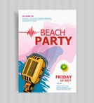 ,Background,Holiday - Event,Microphone,Template,Summer,Heat - Temperature,Illustration,Relaxation,People,Miami Heat - Basketball Team,Advertisement,Reflection,2015,Nightlife,Purple,eps10,60161,Backgrounds,Talking,Vacations,Flyer - Leaflet,Beach,Abstract,Beach Party,Karaoke,Fun,Vector,Shiny,Party - Social Event,Sunset