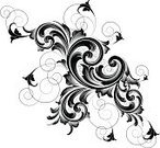 Arabic Style,filigree,Floral Pattern,Swirl,Growth,Scroll Shape,Ornate,Frame,Vector,Acanthus Plant,Victorian Style,Gothic Style,Decoration,Art Deco,Fleuron,Old-fashioned,Antique,Art Nouveau,Black Color,Leaf,Engraving,Retro Revival,Silhouette,Spiral,Design Element,Luxury,Elegance,Intricacy,Engraved Image,Squiggle,Angle,Cartouche,Corner Design,Cross Hatching,Back Lit,Vector Ornaments,Vector Florals,Vector Backgrounds,Illustrations And Vector Art,Clip Art