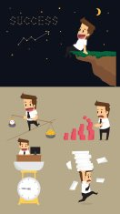 Leadership,Success,Men,Falling,Creativity,Instrument of Measurement,Illustration,People,Galaxy,Businessman,Infographic,2015,Expertise,Currency,Adult,Stargaze,Business,Marketing,Urgency,Vector,Clock,Balance,Improvement
