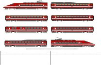 Passenger,Car,Dining,Illustration,People,Side View,Restaurant,,Traffic,Railroad Track,2015,Intercity,Relocation,Railroad Car,Group Of People,Red,Station,Street,Catenary,Business,Modern,Speed,Vector