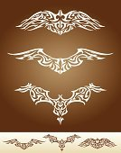 Tattoo,Phoenix - Mythical Bird,Artificial Wing,Tribal Art,Eagle - Bird,Wing,Falcon - Bird,Hawk - Bird,Flame,Fire - Natural Phenomenon,Art,Bird,Bat - Animal,Vector,Design,Computer Graphic,Flying,Abstract,Clip Art,Silhouette,Set,Ilustration,Painted Image,Digitally Generated Image,Sharp,Arts Symbols,Arts Abstract,Arts And Entertainment,isolated object,Nature,Back Lit,Illustrations And Vector Art