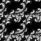 Rococo Style,Victorian Style,Old-fashioned,Ornate,Illustration,2015,Pattern,Seamless Pattern,Floral Pattern,Antique,Decoration,Silk,Classical Style,Backgrounds,Retro Styled,Textile,Vector