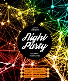 Computer Graphics,Background,Celebration,Template,Futuristic,Multi Colored,Illustration,Data,2015,Inviting,Invitation,Computer Graphic,Night,Glowing,Backgrounds,Event,Flyer - Leaflet,Abstract,Fun,Vector