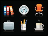 Chair,Office Chair,Portfolio,Office Interior,Symbol,Ring Binder,Computer Icon,Clock,Interface Icons,Business,Time Clock,Icon Set,Briefcase,File,Cup,Vector,Sign,Pen,Time,Pencil,Isolated,Design Element,Ruler,Coffee Cup,Mug,Set,Bollard,Single Object,Ilustration,No People,useful,Document,Business Abstract,Vector Icons,Business Symbols/Metaphors,Business,Close-up,Illustrations And Vector Art