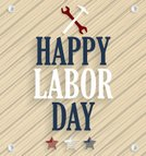 Computer Graphics,Day,Blue,Holiday - Event,Greeting Card,Traditional Festival,Surface Level,Celebration,Striped,Hammer,Calendar Date,Labor Day,Wood - Material,Illustration,Shadow,USA,Computer Icon,Symbol,Poster,Textured,2015,Unity,Happiness,National Landmark,Timber,Computer Graphic,Red,Pattern,September,Freedom,Wrench,Plank,Backgrounds,Flag,American Culture,Event,Star Shape,Manual Worker,Employment And Labor,Vector,Design,Brown,Patriotism,Working,Occupation,Label,Text