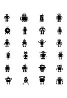 Robotic Toy,Cyborg,No People,Illustration,2015,Technology,Robot,Machinery,Vector