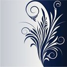 Silver Colored,Blue,Backgrounds,Swirl,Abstract,Elegance,Modern,Design,Vector,Leaf,Decoration,Nature,Simplicity,Decor,Art,Plant,Painted Image,Silhouette,Image,Branch,Arts And Entertainment,Flowers,Arts Backgrounds,Nature,Nature Backgrounds,Shape,Ilustration,Creativity,Style,Curve