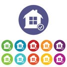 Ui,Orange Color,Silhouette,Blue,Construction Industry,Figurine,Design Professional,Check Mark,Flat,Illustration,Blogging,Shape,House,Icon Set,Computer Icon,Symbol,Connection,Yes - Single Word,2015,Internet,Satisfaction,Flat,Agreement,Red,Construction Site,Purple,Insignia,Navigational Equipment,White Color,Clip Art,Tick,Window,Choice,Organizations,Cut Out,Selling,Web Page,Vector,Mansion,Design,Balance,Buying,Green Color,Organization