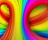 Computer Graphics,Creativity,Horizontal,Shape,Blue,Multi Colored,Pattern,Striped,Decoration,Curve,Backgrounds,Computer Graphic,Spectrum,Ornate,Abstract,Illustration,No People,Photography,Backdrop,Swirl,2015