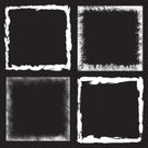 Black Color,Stained,Shape,Textured,Textured Effect,White,Rough,Damaged,Frame,Grunge,Grained,Picture Frame
