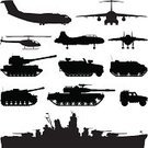 Armored Tank,Military,Silhouette,Battleship,Airplane,Helicopter,Military Ship,Armed Forces,Military Land Vehicle,Car,Nautical Vessel,Vector,Back Lit,Fighter Plane,Bomber Plane,Cannon,Armored Vehicle,Land Vehicle,Transportation,Outline,Battle,Off-Road Vehicle,Black Color,Front View,Computer Graphic,Side View,Armoured Personnel Carrier,White Background,Large,Black And White,Shadow,Ilustration,Mode of Transport,Flying,Isolated,Conflict,Focus on Shadow,Tracing,Monochrome,Isolated On White,Transportation