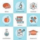 Symbol,Sign,Determination,Strategy,Hat,Success,Achievement,Microscope,Education,Science,Technology,Cap,Book,Exam,Human Internal Organ,Human Brain,Pencil,Graduation,Internet,Apple - Fruit,Atom,Learning,Computer Icon,Mortarboard,Scientific Experiment,Flask,Laboratory Glassware,Diploma,Illustration,Flat,Wisdom,Vector,Computer,Single Line,Web Page,Ideas,2015,Thin,motarboard,Icon Set,Cap,60500
