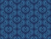 Floral Pattern,Vector,Plant,Blue,Abstract,Infinity,Backgrounds,Wallpaper,Blue Background,Seamless,Pattern