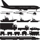 Train,Transportation,Silhouette,Nautical Vessel,Airplane,Mode of Transport,Bullet Train,Industrial Ship,Shipping,Fishing Boat,Helicopter,Vector,Railroad Car,Commercial Airplane,Side View,Outline,Back Lit,Motorboat,Steam Train,Ilustration,Computer Graphic,Black Color,Airbus,Steamboat,Public Transportation,Isolated,Shadow,Passenger Train,Boeing,Generic,Black And White,Monochrome,Tracing,Sea Transport,River Transport,Flying,fast train,Focus on Shadow,Coal Train,Isolated On White