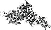 Antique,Decoration,Frame,Floral Pattern,Ornate,Acanthus Plant,Victorian Style,filigree,Old-fashioned,Fleuron,Scroll Shape,Arabic Style,Swirl,Engraving,Growth,Gothic Style,Leaf,Retro Revival,Vector,Art Nouveau,Black Color,Elegance,Engraved Image,Design Element,Art Deco,Squiggle,Intricacy,Spiral,Silhouette,Corner Design,Back Lit,Luxury,Cross Hatching,Cartouche,Obsolete,Vector Ornaments,Illustrations And Vector Art,Vector Backgrounds,Vector Florals