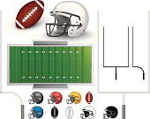 Football,Football Field,American Football - Sport,Sport,Football Helmet,Work Helmet,Symbol,Goal Post,Religious Icon,Vector,Computer Icon,Backgrounds,Goal,Black Color,White,Sports Helmet,Single Line,Ilustration,Blue,Face Guard - Sport,Team,Striped,Protection,Team Sport,Sports Team,Red,Shiny,Yard,Team Sports,Sports And Fitness,Illustrations And Vector Art