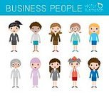 Adult,Elegance,Caucasian Ethnicity,Middle Eastern Ethnicity,Ethnicity,Women,Cute,Cheerful,Collection,Positive Emotion,,Illustration,People,Businessman,Business Finance and Industry,2015,Overweight,Corporate Business,Business,Vector,Formalwear,Smiling