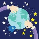 Symbol,Sign,Leadership,Success,Business,Sphere,Planet - Space,Illustration,No People,Vector,2015,Planet Earth,62990,Business Finance and Industry