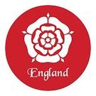 Monochrome,Geographical Locations,Symbol,UK,England,Red,National Landmark,Rose - Flower,Lancashire,Tudor Style,Cut Out,Illustration,No People,Vector,Single Flower,Insignia,Monochrome,City Of Lancaster