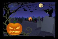 Halloween,Cemetery,Pumpkin,Grave,Jack O' Lantern,Urban Scene,Party - Social Event,Bat - Animal,Bonfire,Costume,Ilustration,Tombstone,Drawing - Art Product,Vine,Psychedelic,halloween party,City,Vector,Domestic Cat,Horror,Cloudscape,Evil,Full Moon,Swirl,Cloud - Sky,Nightclub,Stage Costume,hand drawn,Trance,Clubbing,Urban Skyline,Night,Black Color,Haunted Houses,Vector Cartoons,Halloween,Parties,Holidays And Celebrations,Illustrations And Vector Art