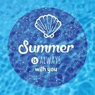 Abstract,Elegance,Exploration,Memories,Calligraphy,Sea,Ornate,Collection,Document,Summer,Nostalgia,Illustration,2015,Decoration,Backgrounds,Beach,Typescript,Vector,Label,,Vacations