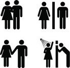 People,Scale,Symbol,Sign,Shower,Advice,Residential District,Public Building,Domestic Room,Human Body Part,Wheelchair,Weight Scale,Differing Abilities,Domestic Bathroom,Shape,Falling Water,Silhouette,Computer Icon,Child,Adult,Color Image,Outline,Time Zone,Illustration,Males,Men,Boys,Females,Women,Vector,Disabled Sign,Private Sign,Public Restroom,Restroom Sign,Two Parents,Couple - Relationship,Bathroom,water-closet,watercloset,The Human Body,Disabled Access,mens-room,boys-room,girls-room