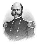 Civil War,General,Engraving,Men,Old,War,Sideburn,Portrait,Armed Forces,American Civil War,Ilustration,Military,Engraved Image,Rhode Island,Fine Art Portrait,Old-fashioned,Politics,Balding,Black And White,Army,Uniform,Antique,Leadership,40s,Officer,Looking At Camera,Veteran,National Rifle Association,19th Century Style,Industry,Governor,Government,People,Image Created 19th Century,Concepts And Ideas,Head And Shoulders,Character Traits,Government,Image Created 1860-1869,1864,One Person,Period Costume,Military Uniform,Senator