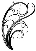 Black Color,White,Swirl,Backgrounds,Flower,Vector,Scroll Shape,Abstract,Christmas Decoration,Renaissance,Design,Drawing - Art Product,flourishes,art-nouveau,Spiral,Outline,Branch,Ink,Ornate,Decoration,Computer Graphic,Antique,Paintings,Decor,Silhouette,Gothic Style,Retro Revival,Leaf,Ilustration,Elegance,Victorian Style,Plant,Curve,Cartouche,Curled Up,Shape,1940-1980 Retro-Styled Imagery,Luxury,Style,Nature,Beautiful,Old-fashioned,Pencil Drawing,Illustrations And Vector Art,Painted Image,Vector Backgrounds,Nature,Nature Abstract,Vector Florals