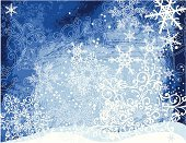 Christmas,Snowflake,Winter,Snow,Backgrounds,Landscape,Blue,Vector,Ice,Swirl,Textured,Sky,Night,Grunge,Blizzard,Frost,Weather,Dirty,White,Cold - Termperature,Frozen,Textured Effect,Nature Abstract,Winter,Illustrations And Vector Art,Vector Backgrounds,Nature