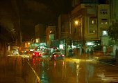 Wet Road,oilpainting,60595,Horizontal,Vanishing Point,Abstract,Creativity,Nightlife,Atmospheric Mood,City Life,Color Image,Artist,Headlight,Art And Craft,Art,Outdoors,Painted Image,Beauty,Car,Town,Beautiful People,City,Illustration,Reflection,Fog,Oil Painting,Textured,Traffic,Fashion,Lighting Equipment,Business Finance and Industry,2015,Night,Light - Natural Phenomenon,Street,Travel,Watercolor Painting,Road,Landscape,Dramatic Sky,Acrylic Painting,Built Structure,Downtown District,Backgrounds,Business,Modern,Arts Culture and Entertainment,Textured Effect,Design,Architecture,Cityscape,Brush Stroke,Pattern,Colors,Brown
