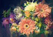 Oil Painting,Art,Watercolor Painting,Stroking,Purple,Acrylic Painting,Petal,Bouquet,Painted Image,Single Flower,Art And Craft,Backgrounds,Leaf,Color Image,Plant,Flower,Horizontal,Bright,60500,Vitality,Summer,Wedding,Abstract,Bright,Decoration,Floral Pattern,Pattern,Retro Styled,Flower Head,Arts Culture and Entertainment,Vibrant Color,Colors,Craft,Textured Effect,Illustration,Arrangement,Multi Colored,Design,Beauty,Valentine Card,Surface Level,Freshness,Creativity,Nature,Beautiful People,Shape,Love,Fashion,2015,Ideas,Pink Color,Green Color,Artist's Canvas