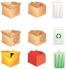 Box - Container,Packaging,Symbol,Removing,Full,Cardboard,Freight Transportation,Vector Icons,Illustrations And Vector Art,Open Box,Ilustration,No People