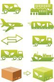 Freight Transportation,Transportation,Truck,Van - Vehicle,Symbol,Green Color,Warehouse,Computer Icon,Environment,Delivering,Factory,Semi-Truck,Icon Set,Train,Cargo Container,Mode of Transport,Environmental Conservation,Sign,Industry,Industrial Ship,Speed,Trucking,Airplane,Box - Container,Vector,Package,Pollution,Efficiency,Set,Interface Icons,Land Vehicle,Ilustration,Cardboard Box,Group of Objects,Collection,Carbon Footprint,Industry,Manufacturing,Vector Icons,Illustrations And Vector Art,Transportation