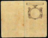 Ilustration,Frame,Art Nouveau,Ellipse,Victorian Style,Antique,Art Deco,Book,Old,Ornate,Paper,Engraved Image,Drawing - Art Product,Dirty,Grunge,Retro Revival,Ancient,Engraving,Old-fashioned,Backgrounds,Lithograph,Classic,Ephemera,Sketch,Design Element,Illustration Technique,The Past,Rustic,Pencil Drawing,Spotted,Inks On Paper,1940-1980 Retro-Styled Imagery,Textured,Printed Media,Weathered,Arts Backgrounds,Arts Abstract,Feelings And Emotions,Brown Paper,Blank,Copy Space,Crumpled,Damaged,Run-Down,Stained,Crease,Arts And Entertainment,Concepts And Ideas,Brown,Aging Process